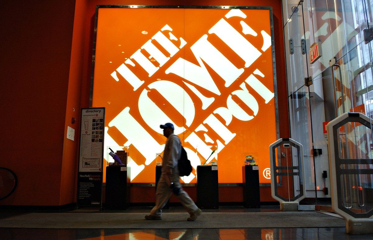 Home depot hackers exposed 53 million email addresses