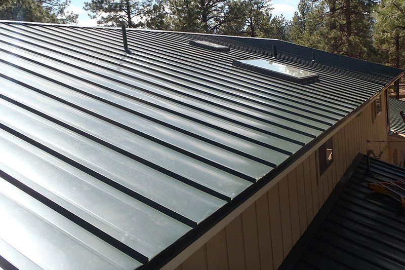 Best Standing Seam Metal Roof Edge Metal Roofing Systems 400 x 300