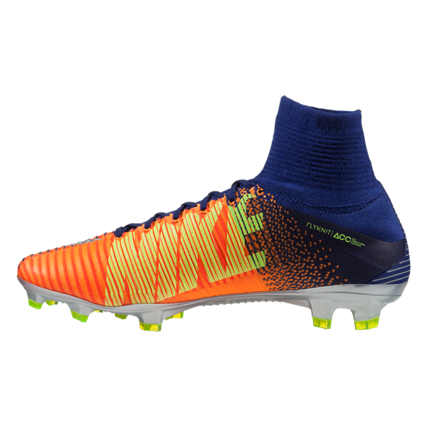 New Nike Mercurial Superfly V Fg Soccer Cleat Time To Shine Pack Nike Has Launched The Time To Shine Pack With Soccer Cleats Cleats Nike Football