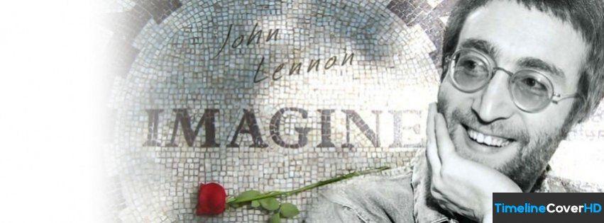 John Lennon 4 Facebook Cover Timeline Banner For Fb65