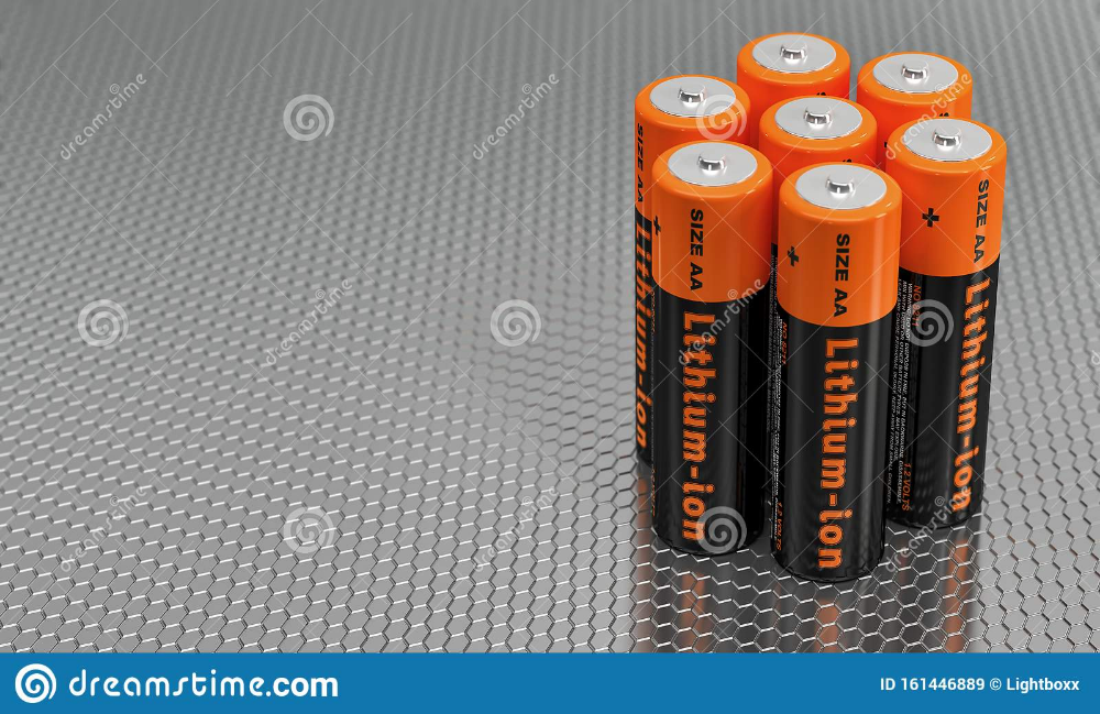 Illustration About Generic Aa Batteries With The Label Lithium Ion 3d Rendering Illustration Of Alkaline Mobility Batteri Batteries Generic Aa Batteries