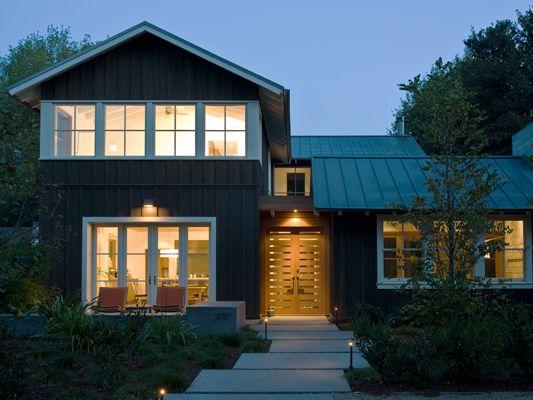 Architectural Outdoor Landscape Lighting Best Shot Felton Gables Farmhouse Exterior Modern Farmhouse Design Exterior Design