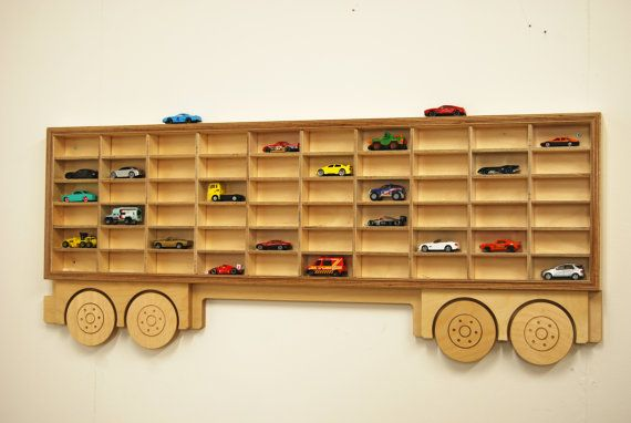 Hot Wheels Toy Car Storage, Display 60 Cars, Christmas or