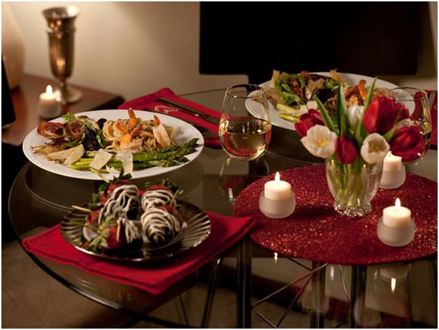 5 claves para una cena rom ntica con tu pareja http www - Decoracion cena romantica ...