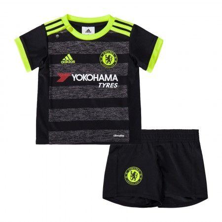 #Chelsea Trøje Børn 16-17 Udebanesæt Kort ærmer.199,62KR.shirtshopservice@gmail.com