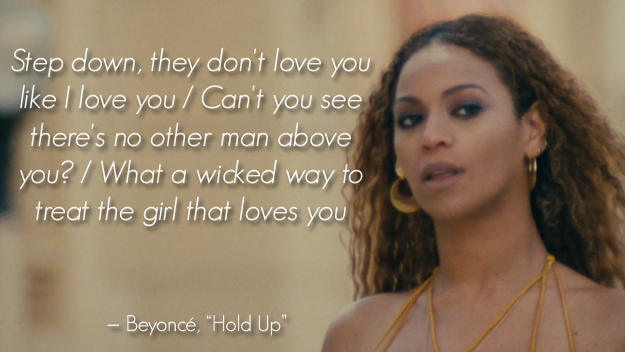 The Most Emotionally Devastating Lyrics From Beyonce's