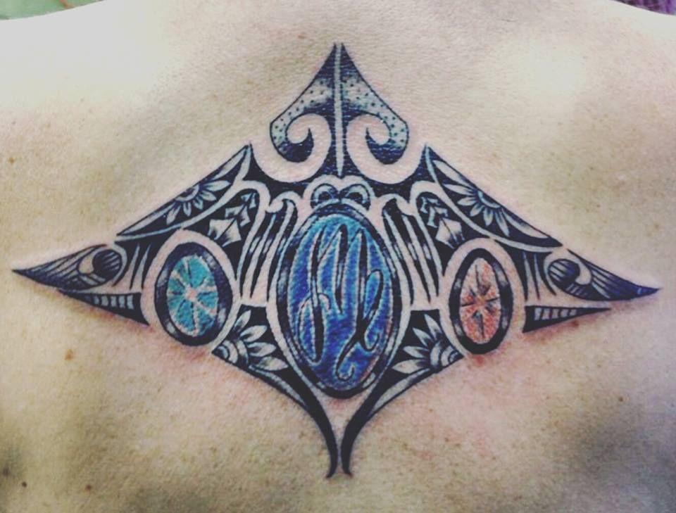 Studio X Tattoo, done by Yanni.