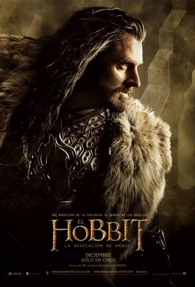 My favorite character -Thorin Oakenshield