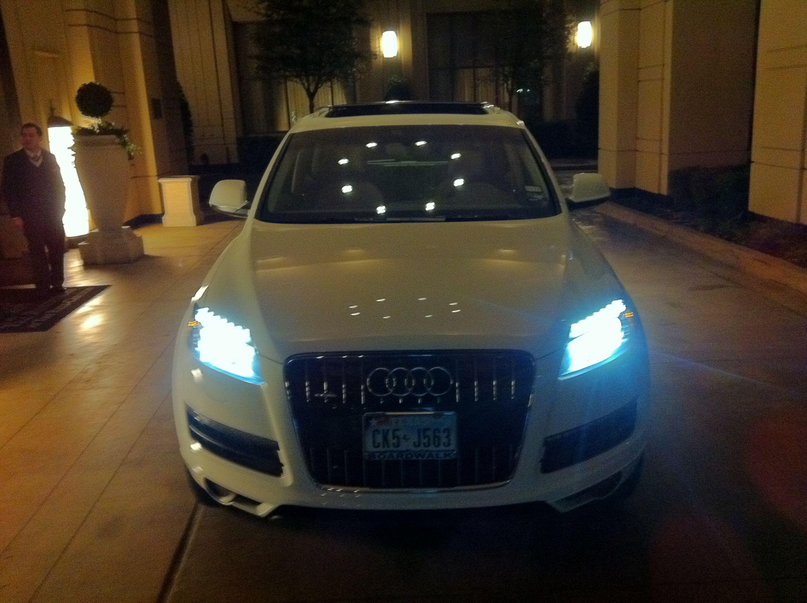 Illuminate The Night With Led Lights Audi Q7 Led Lights Suv