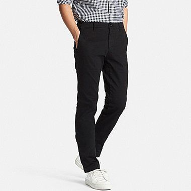 Mens Slim Fit Stretch Chino Trousers Stretch Skinny Slim Fit Chino Great Quality