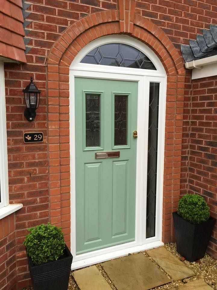 Brighten up and secure your home with our lovely Walton composite ...