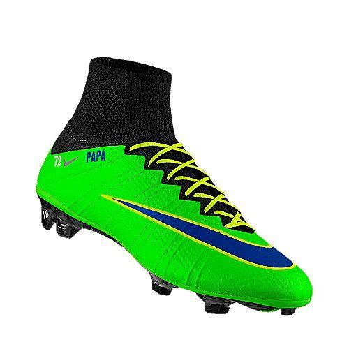 Custom soccer cleats..ANYONE LIKE