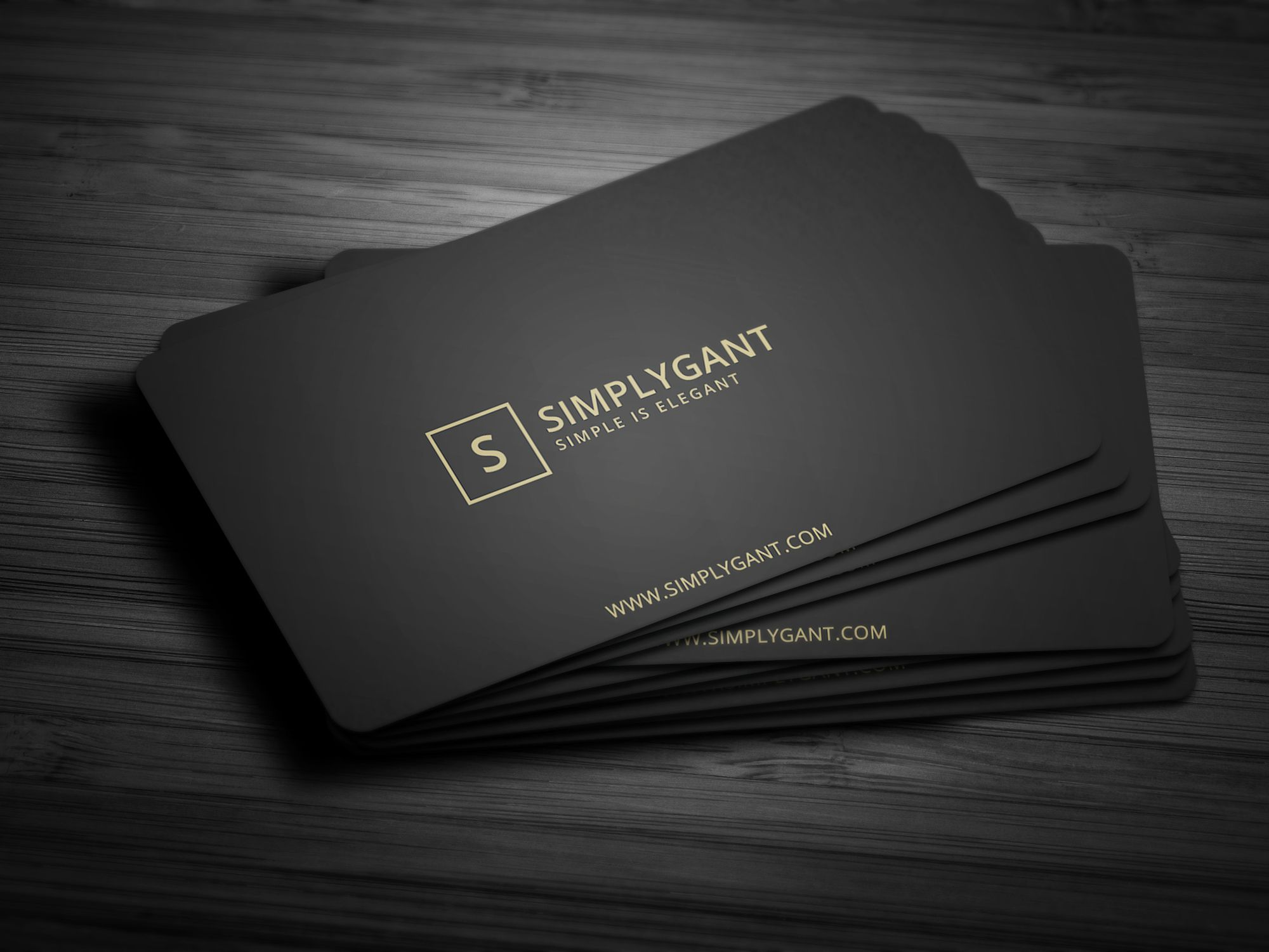 Luxurious Gold Business Card | Business cards, Latest adobe ...