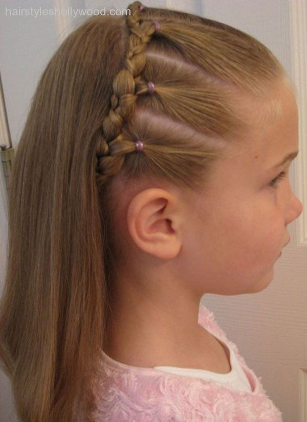 Cute Hairstyles For 5 Year Olds Haircuts Ideas Kids Braided Hairstyles Kids Hairstyles Toddler Hair