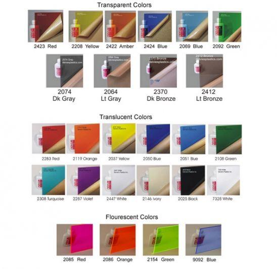 Laser Cut Colored Acrylic Discs | Cast acrylic sheet, Cast acrylic ...