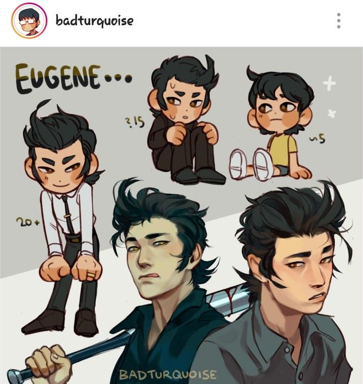 Awespme Character Inspiration: This Awesome Art By Badturquoise In 2019