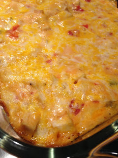 Nobody Puts Mama In A Corner Texas King Ranch Chicken Casserole Casserole is one of the tools you need for a delicious meal in the kitchen And some of the food seems to h...