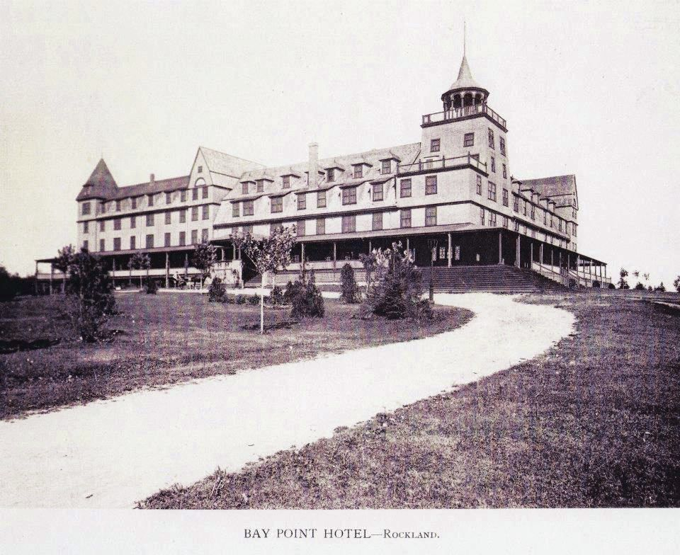 Rockland Maine History Rockland Bay Point Resort