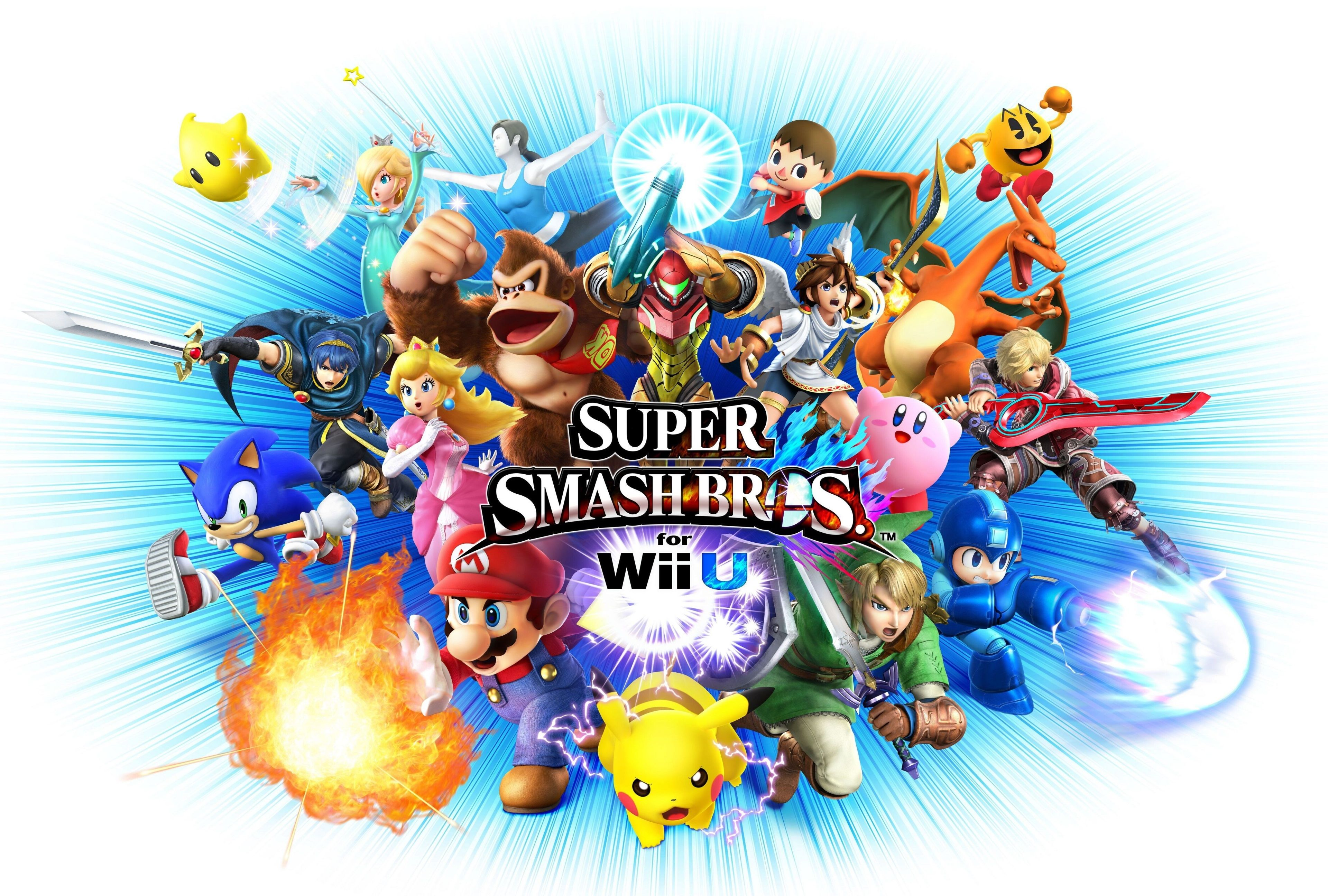 3840x2592 Super Smash Bros 4k Hd Image Wallpaper Free Download Super Smash Bros Characters Smash Bros Wii Smash Bros
