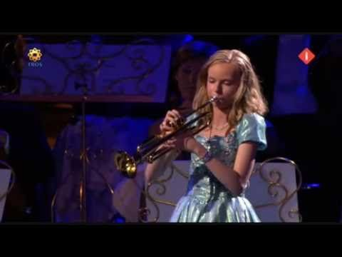 """▶ MELISSA VENEMA """"Il silenzio"""" at Andre Rieu concert (INFO: Link to interview 2009) - YouTube"""