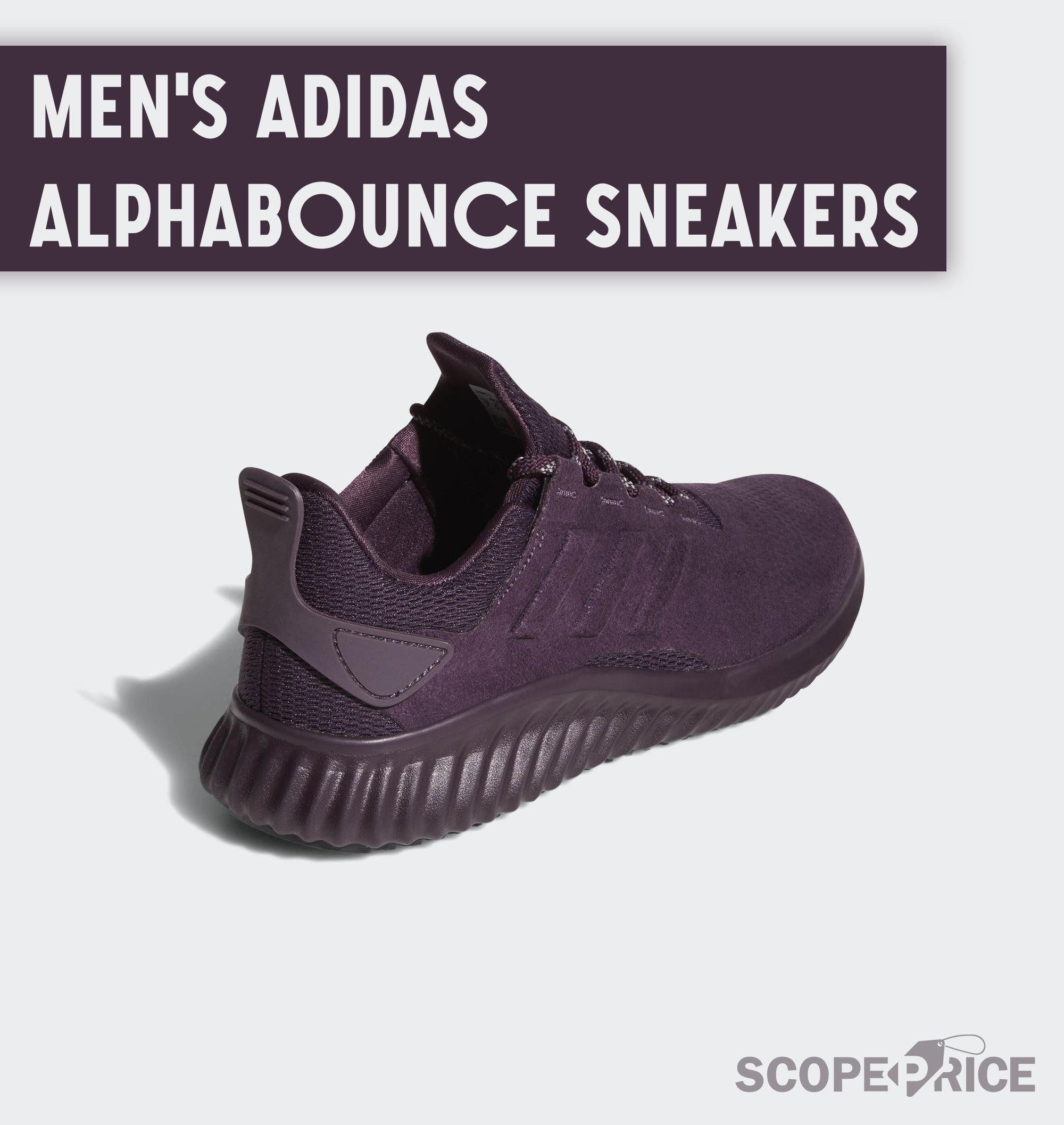 Calma recoger Buena suerte  Scope the right price for your adidas Alphabounce City Shoes Men's ...