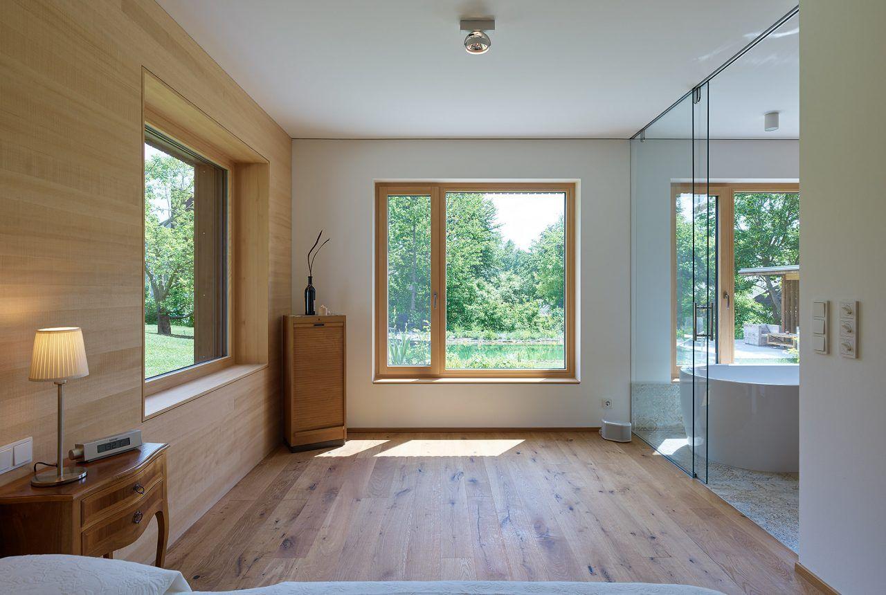 Einfamilienhaus S / AHinterbrühl Berchtold Holzbau