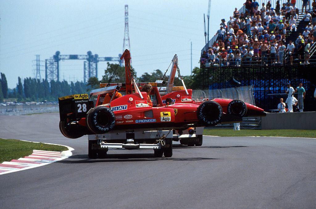 Bring the kids back home (1992 Canadian Grand Prix)