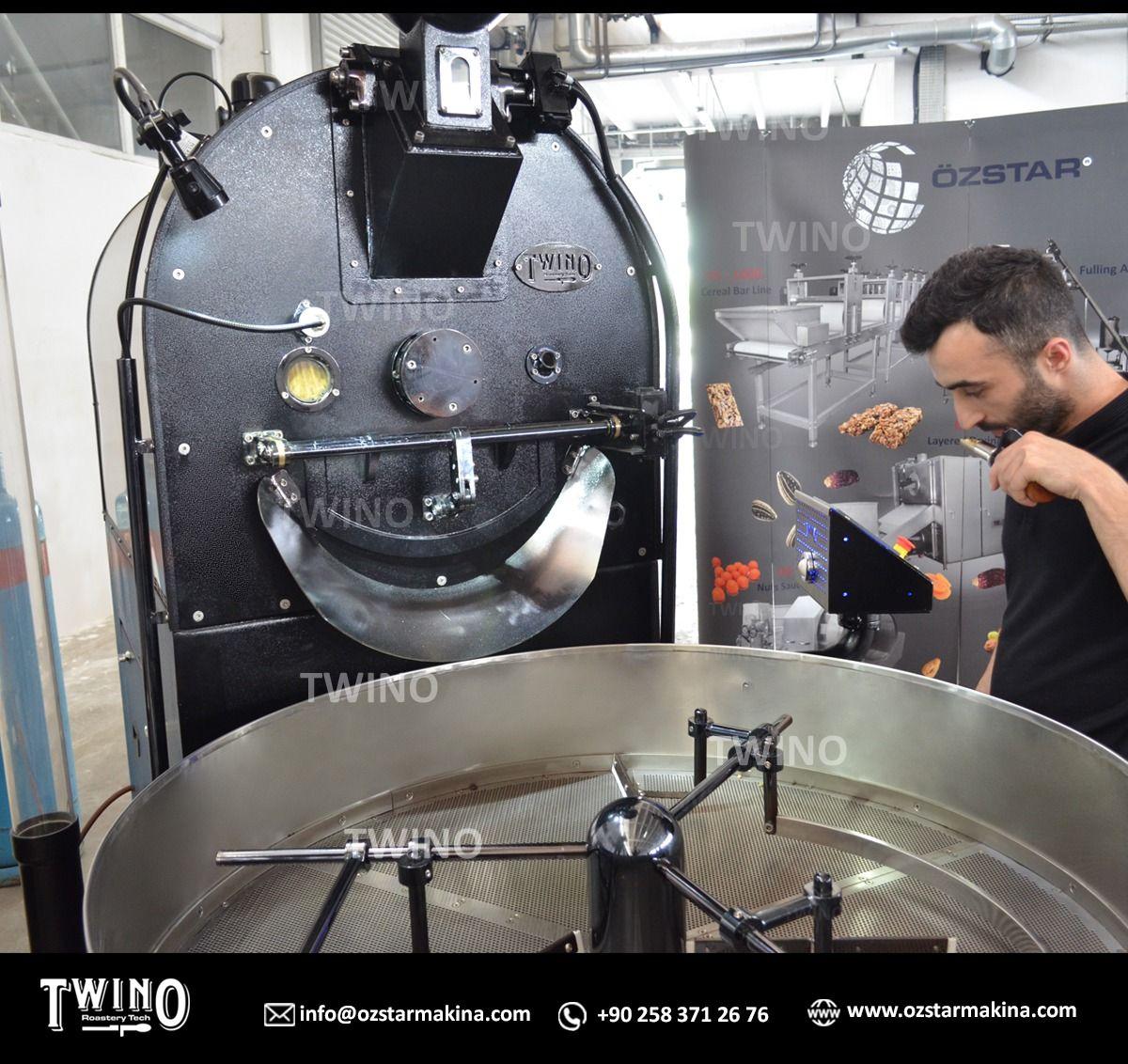 آلات تحميص القهوة