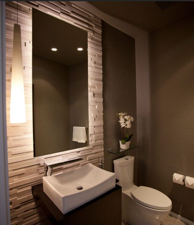 Ryan Duebber Architect Llc Powder Room Bathroom Powder Room