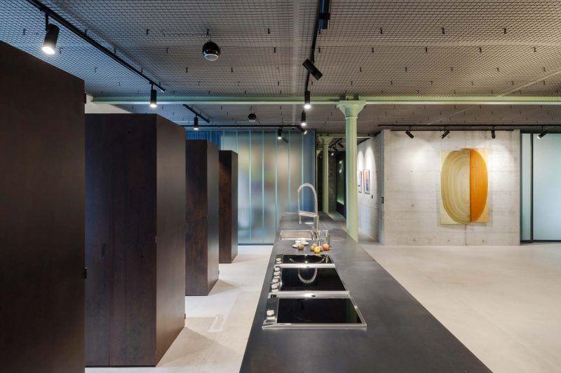 Loft à Zurich parArcsArchitekten