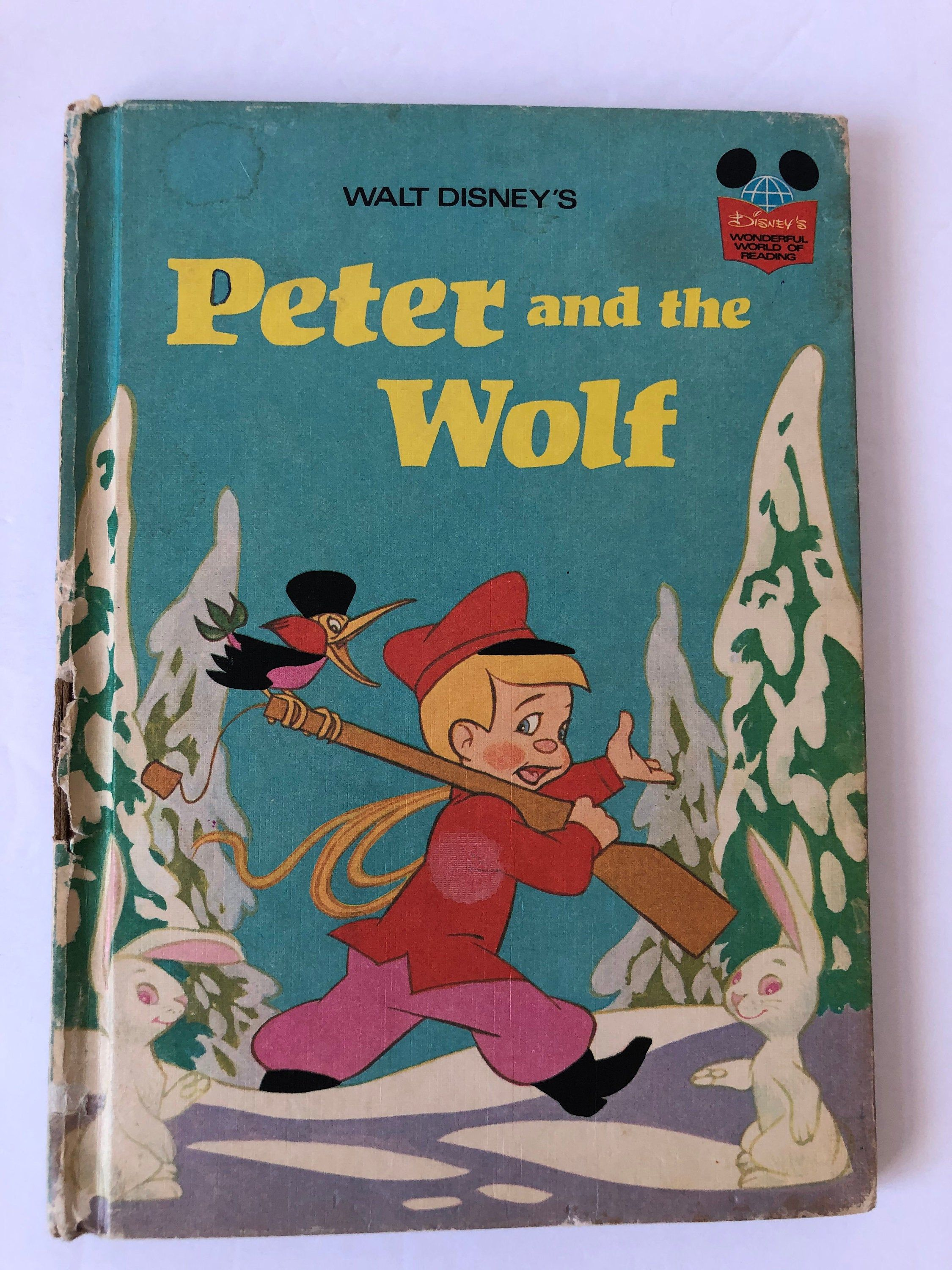 Sesame Street Peter And The Wolf