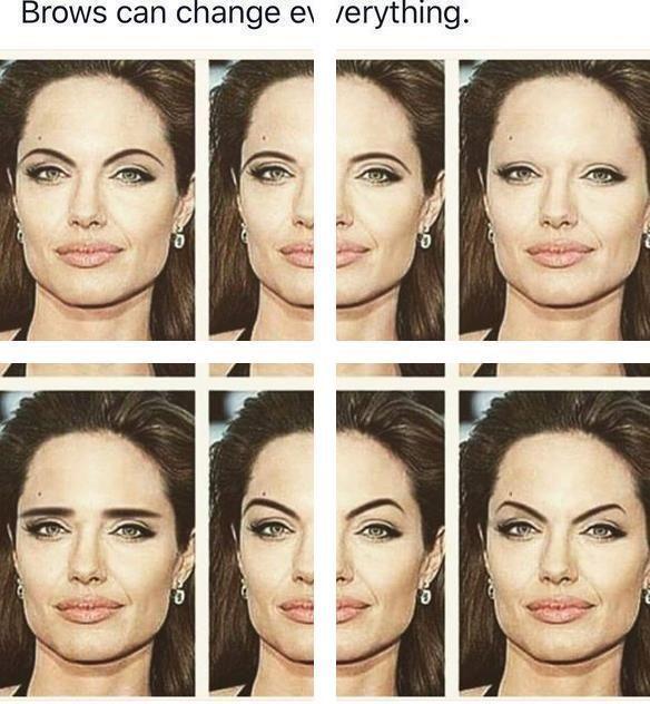 Eyebrow Growth | Eyebrow Concealer Makeup | Good Eyebrow ...