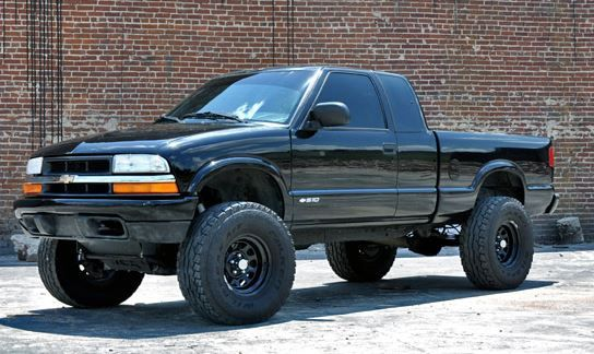 b399a3b0bde4a Chevy S10 6 inch lift | Trucks and Bikes | S10 truck, Chevy s10 ...