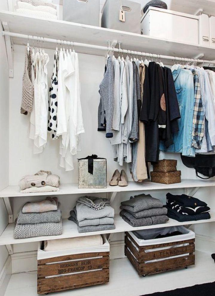 Cabina armadio: la soluzione perfetta per gestire abiti e accessori ...