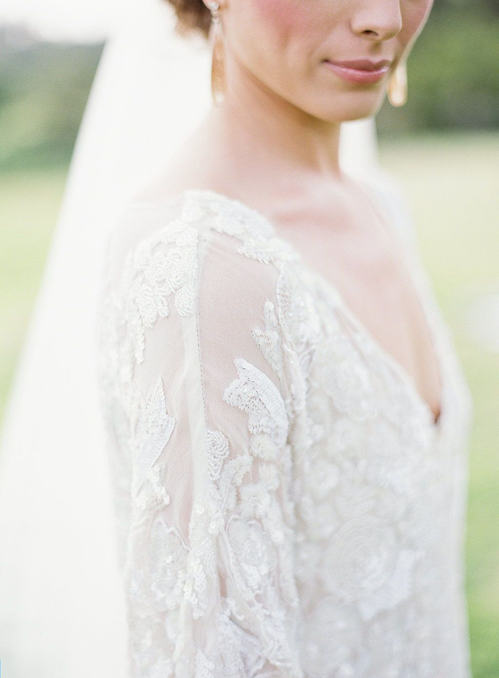 Natural elements boho luxe wedding inspiration by carlie statsky