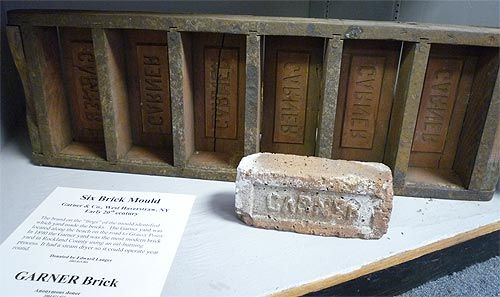 I Bought An Old Brick Mold Similar To This Which I Will Clean Up