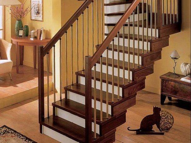 Lo que debes saber antes de elegir el pasamano de tu escalera ...