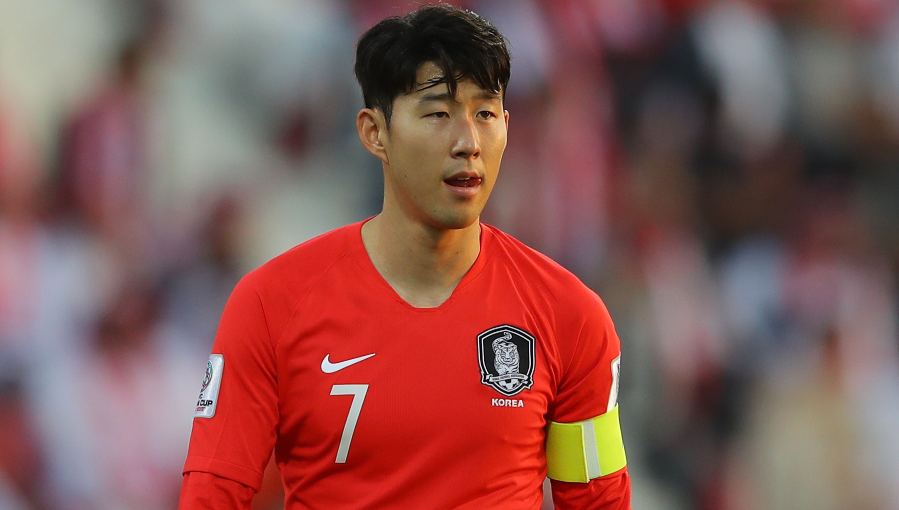 Asian Cup 2019: Not At His Best, But Son Heung-min Is