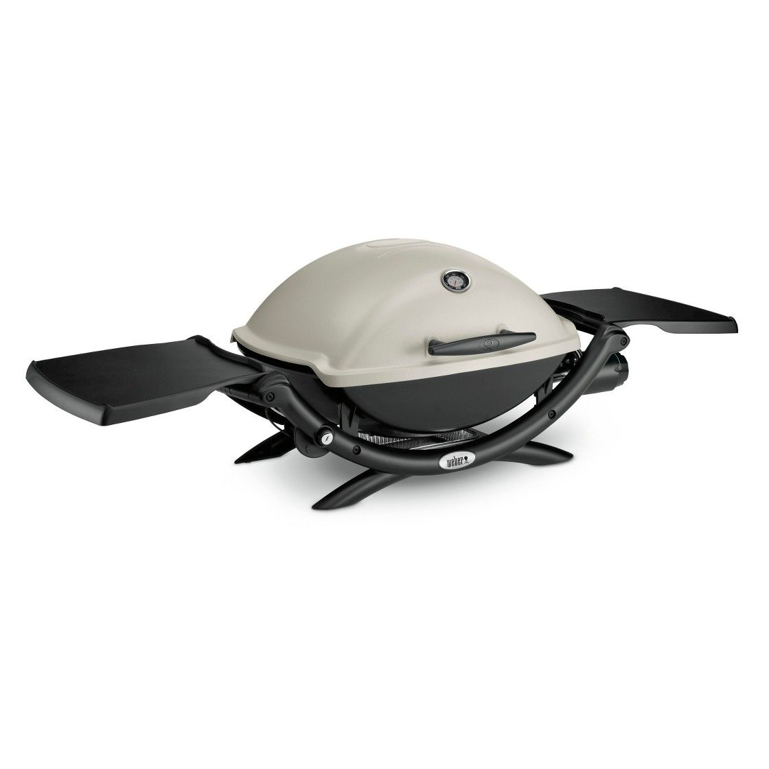 Weber Gas Grill Model 54060001 Silver Gas Grill Portable Gas