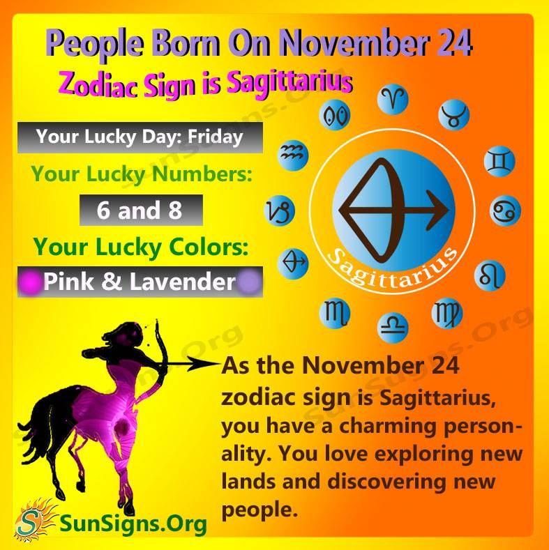 march 24 birthday sagittarius horoscope
