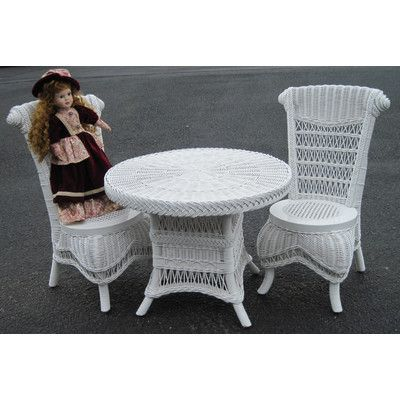 Clic Kids Table And Chair Set With
