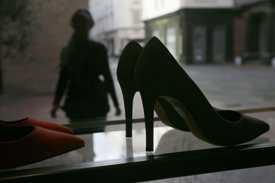 Ditch the heels: Experts say it's time to nix sexualized dress codes