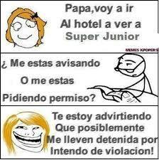 Resultado De Imagen Para Memes Kpop Espanol 2013 Memes Memes Kpop Imagenes Para Memes