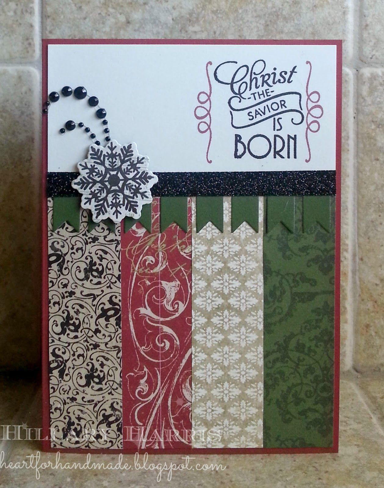Heart for Handmade: Mojo Monday 367 | Cards Christmas (& Ideas ...