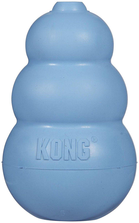 Kong medium puppy teething toy colors may vary