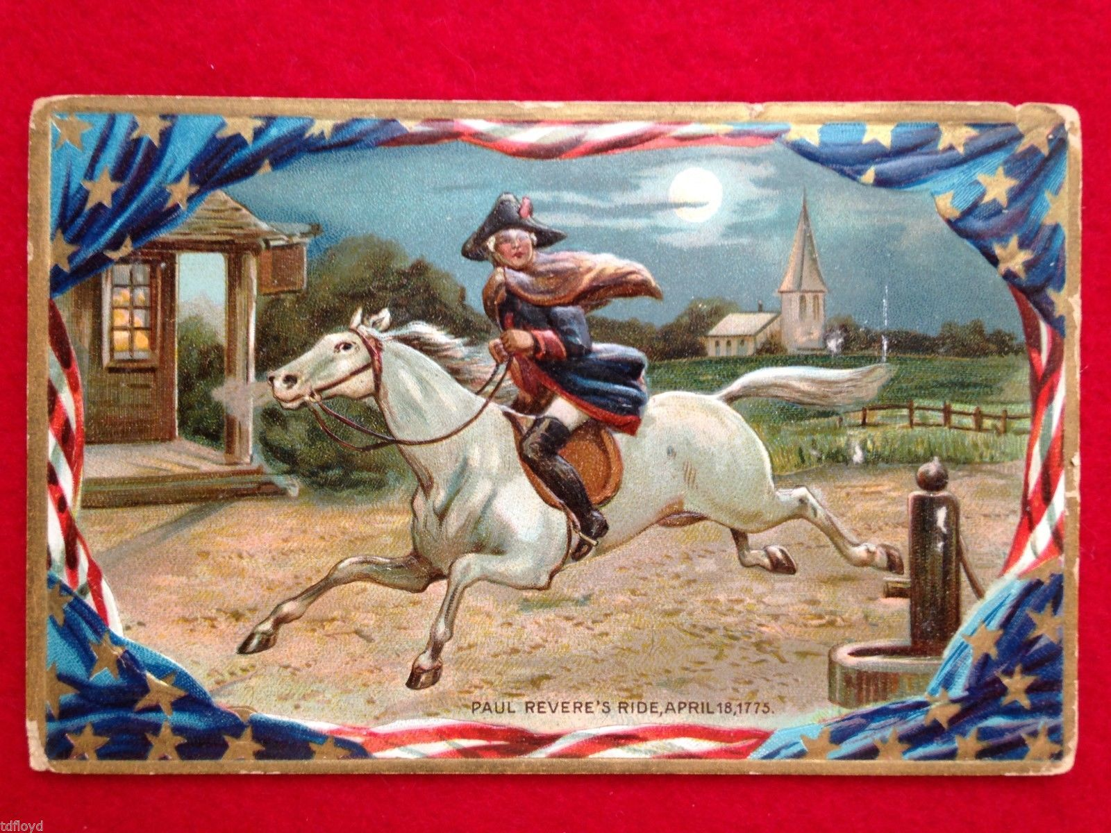 Fourth Of July Paul Revere S Ride Independence Day