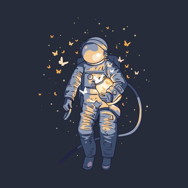 break dancing astronaut drawing - 630×630
