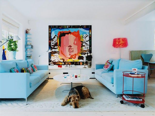 from Hus & Hem #livingroom
