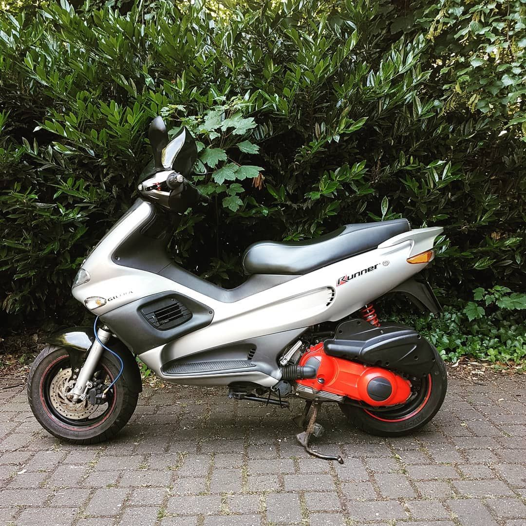 Gilera Vx200 Runner 4stroke Malossi Pmtuning Polini Mile Muncher Gilerarunner Gilerarunnerowners Scootertuningisnotacrime Twi Moped Scooter Runner