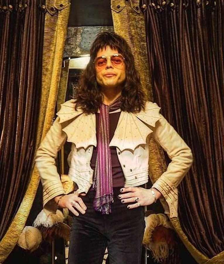 Bohemian Rhapsody Angry Lizard Jacket